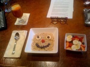 The Governator's Breakfast