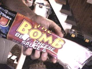 The Bomb Burrito