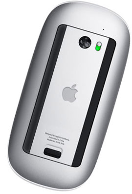 Back of Magic Mouse
