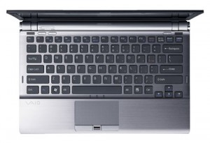 VGN-Z890 Review: Keyboard and Touchpad