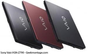 VGN-Z790 Colors