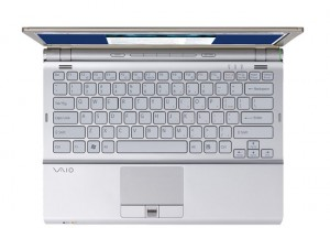 VGN-SR590 Keyboard