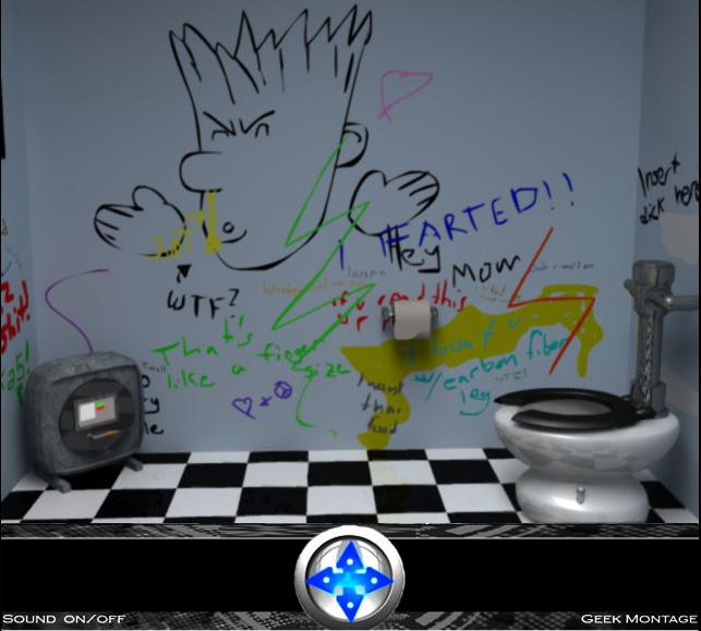 Escape The Room Bathroom escape the bathroom 2 | geek montage