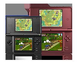 Nintendo DSi VS DSi XL / DSi LL
