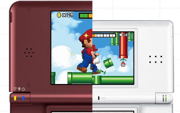DSi vs DSi XL / LL LCD Screen