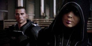 Mass Effect 2 - Kasumis Stolen Memory DLC