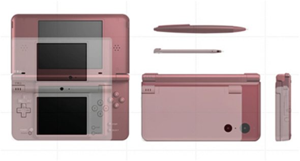 Nintendo DSi Compared to DSi XL / LL