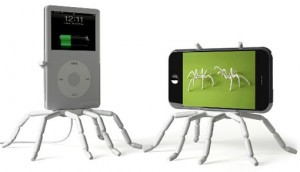 Spiderpodium Phone / MP3 Player Holder