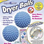 As Seen on TV Dryer Balls