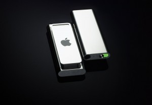iPod Shuffle Special Steel Edition