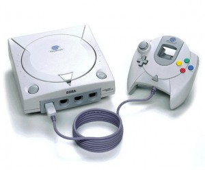 Here's to you, Dreamcast...
