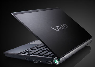 The Sony Vaio VGN-Z790