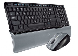 The Logitech S520 Is an Inexpensive Wireless Solution