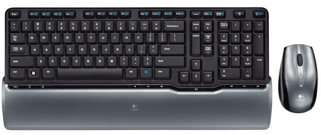Review Logitech S520 Keyboard And Mouse Combo Geek Montage