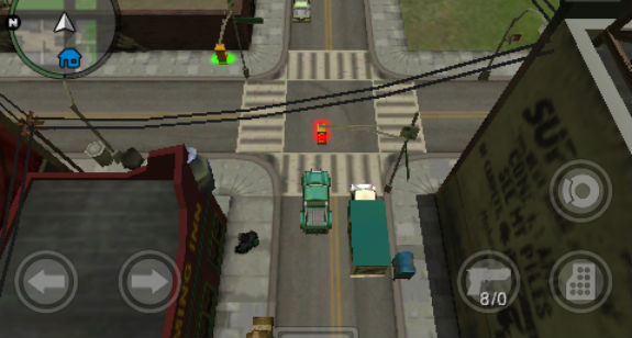 Grand Theft Auto: Chinatown Wars iPhone/iPod Touch