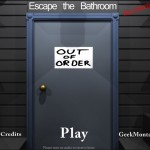 Escape the Bathroom Reloaded