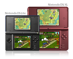 comparison of features nintendo 3ds xl 3ds dsi xl vs dsi ds lite ds phat geek montage. Black Bedroom Furniture Sets. Home Design Ideas
