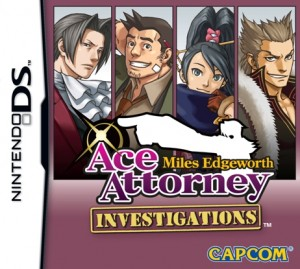Miles Edgeworth: Ace Attorney
